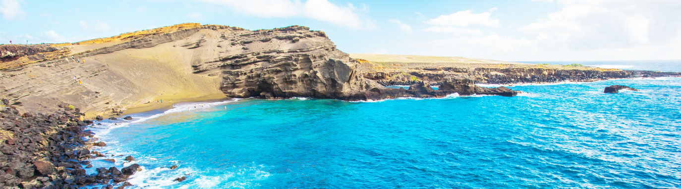 Photo: Papakolea 'Green Sand' or 'Mahana Beach'
